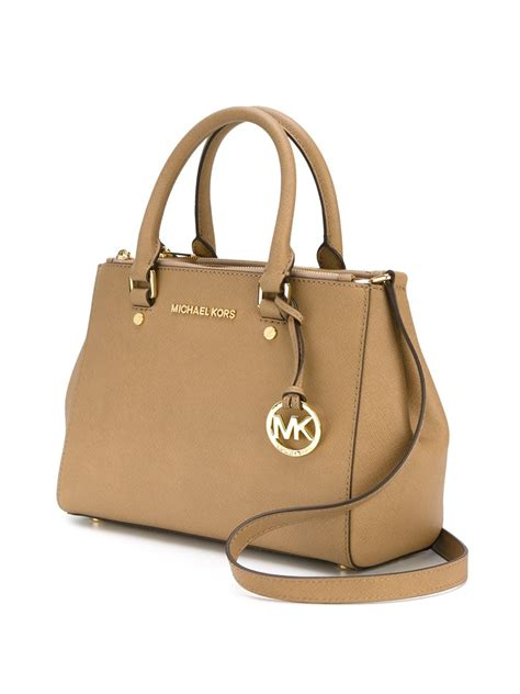 Michael Kors Sutton Canvas Tote by Michael Michael Kors Sutton Tote In Lyst
