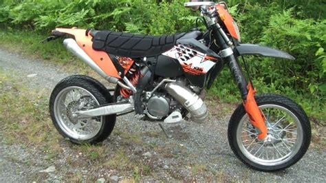 Ktm Supermoto Conversion Ktm 300 Supermoto