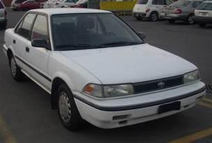 1991 Toyota Corrola File 1991 92 Toyota Corolla Sedan Jpg