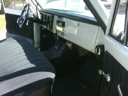 1972 Chevy C10 Interior 1972 Chevy C10 Daily Driver Classictrucks Net