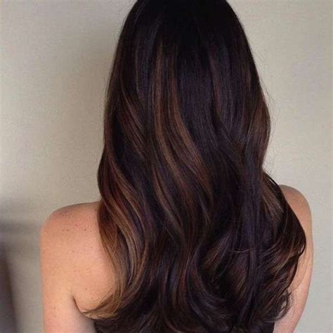 Plum Hair Color – Plum Hair Color Dye, Deep Black Plum Ideas for Brown Hair, Black Hair, Purple, Burgundy Plum