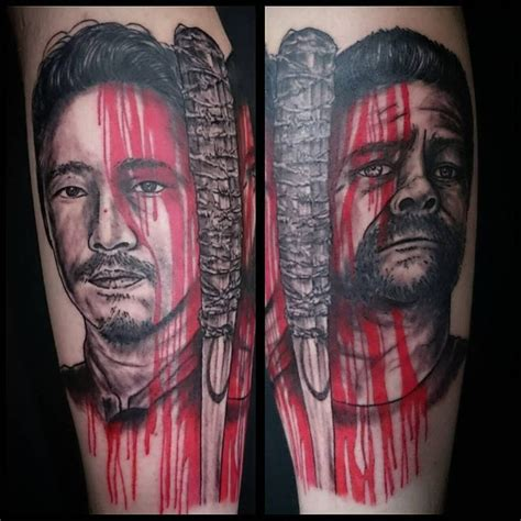 best 25 walking dead tattoo best 25 walking dead ideas on the