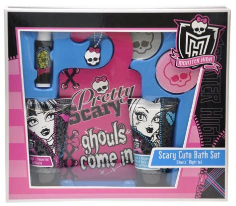 monster high bathroom stuff monster high bath time fun gift set black friday cyber monday