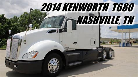 2014 t680 for sale for sale 2014 kenworth t680 paccar mx 13 stock 0357292