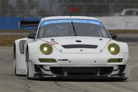 Porsche 911 Gt3 Rsr For Sale by 2012 Porsche 911 Gt3 Rsr Makes World Debut At Sebring Test