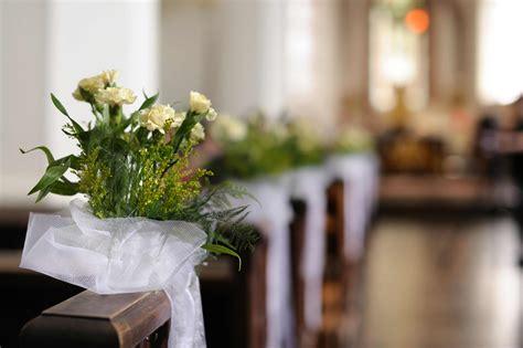 Hochzeit Deco by Kirchenbank Deko Bildergalerie Hochzeitsportal24