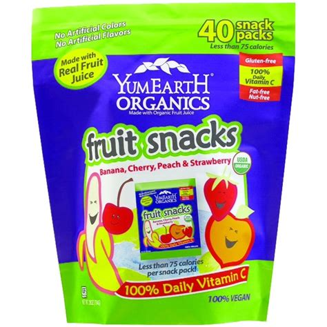 7 up fruit snacks earth organic fruit snack packs 7 oz from costco