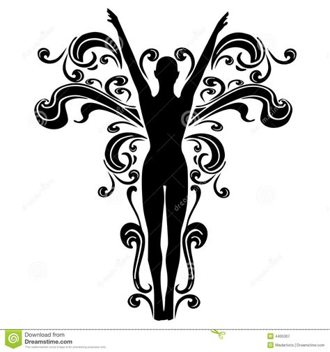flourish tattoo designs flourishes design 2 royalty free stock