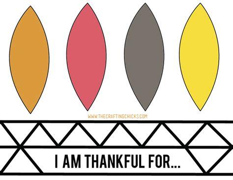 printable turkey hats thankful feathers hat