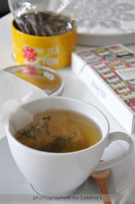Ms Detox Tea by Margherite Farfalle E Sogni By Sabina Sala Bb Detox