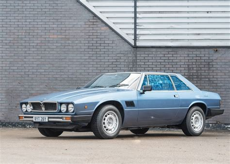 maserati kyalami ref 80 1983 maserati kyalami sports car