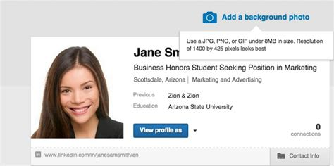 Top Mba Student Profiles by How Students Can Optimize Their Linkedin To Land A