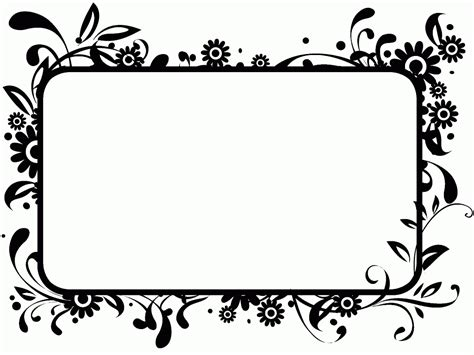 border images picture frame beautiful borders and frames for projects