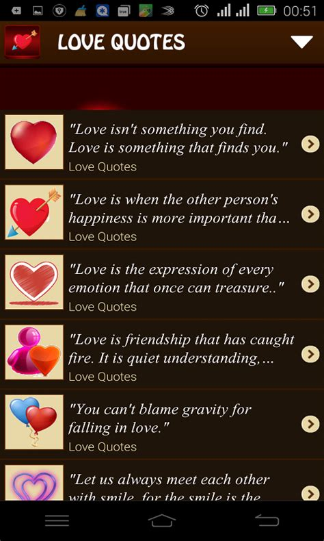 Relationship Apps Quotes Free Android App Android Freeware
