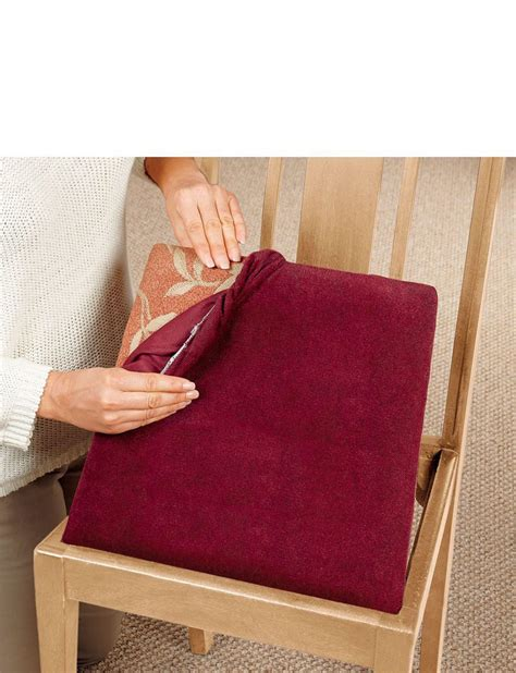 Elasticated Dining Chair Seat Covers Kitchen Chair Seat Covers With Elastic Material To Cover Chairs Plus Kitchen Chair Seat Covers