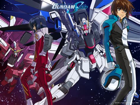 gundam seed mobile suits eassistaonline animation