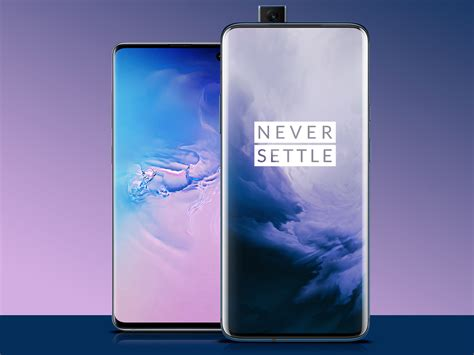 Samsung Galaxy S10 Oneplus 7 Pro by Oneplus 7 Pro Vs Samsung Galaxy S10 Which Is Best Stuff