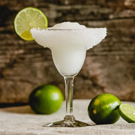 Frozen Margarita Cocktail Recipe