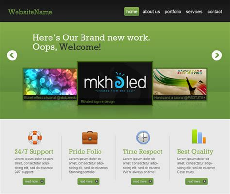 tutorial web design xp 20 high quality photoshop web design tutorials web