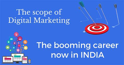 Scope Of Mba In Marketing In India by Scope Of Digital Marketing Careers In India Digital Nest