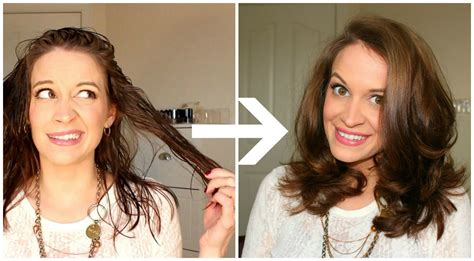 how to use hot rollers in layered shoulder length hair how to use hot rollers hair tutorial youtube