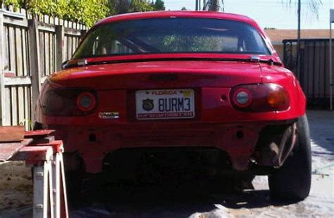 stupid license plate ideas miata turbo forum boost