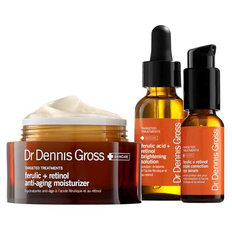 Dr Dennis Gross Detox by Dr Dennis Gross Ferulic And Retinol Discovery Kit Skinstore