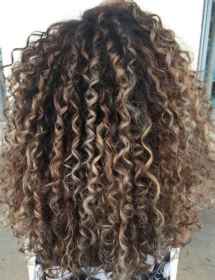 bleach blonde hair with lowlights on curly african american hair curl envy mane interest