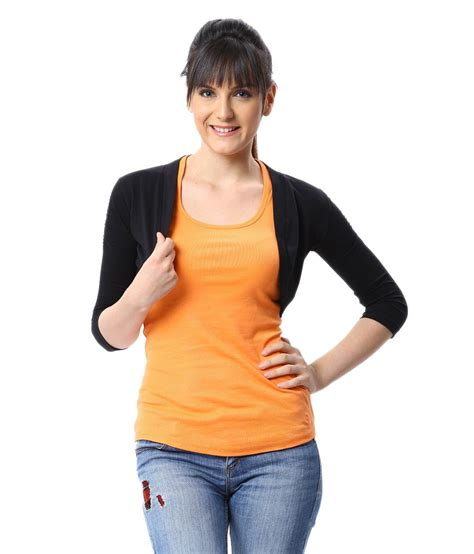 Jihan Dress By Valisha Black Latte Size M buy espresso black cotton lycra shrugs at best prices in india snapdeal