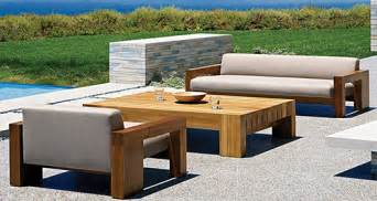 Outdoor Wooden Patio Furniture Wooden Outdoor Furniture