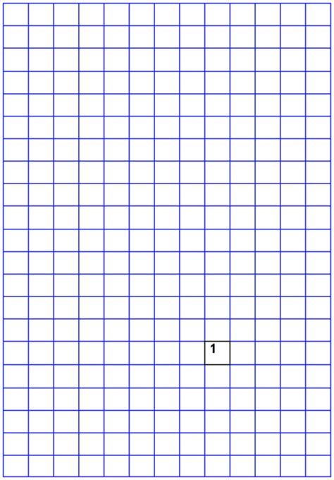 printable graph paper with large squares free worksheets 187 big square graph paper free math