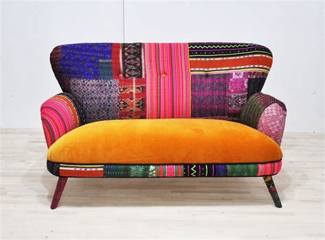 Patchwork Sofas And Chairs - patchwork sofa sweet honey