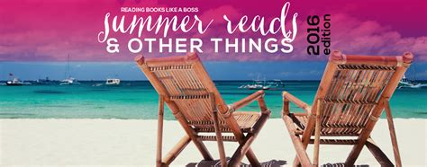 Really Good Stuff Summer Giveaway - summer reads and other things summer 2016 edition reading books like a boss