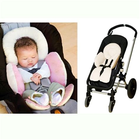 baby car seat support cushions pram baby stroller seat cushion reversible support