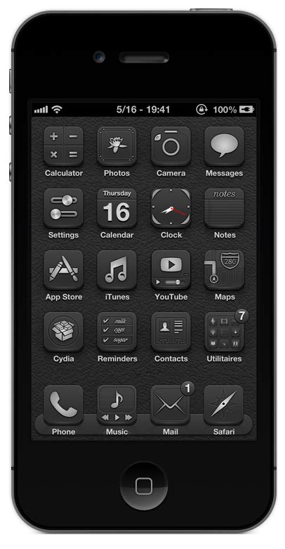 Good Keyboard Themes Cydia | 10 best cydia themes for iphone