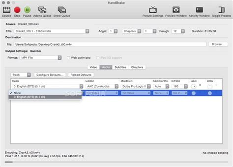 format converter open source handbrake review open source video converter with
