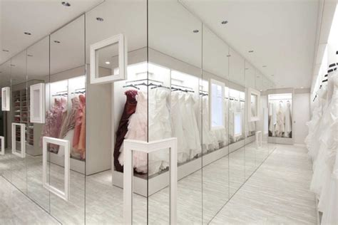 Wedding Shop Concept by Bridal Magic By Process5 Design Himeji 187 Retail Design