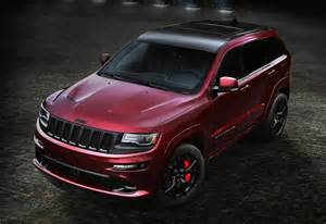 official 2016 jeep grand srt