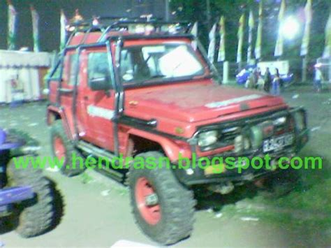 Lu Mobil Katana Me And The Story Around Me Otobursa 2004