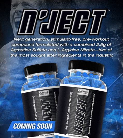 n ject supplement n ject is now available at nutrishop brandon