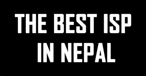 best isp weekly poll 2 which is the best isp in nepal