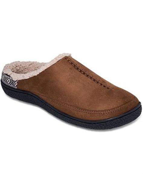 macys mens house slippers macys mens house slippers 28 images mens slippers at macys mens footwear macys