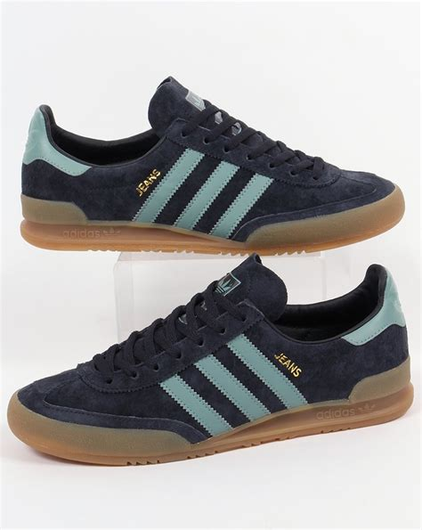 Adidas Nevy adidas trainers navy blue sky suede originals sizes