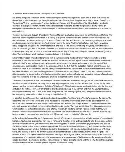 Critical Writing Exles Essay by 11 Writing Exles In Pdf