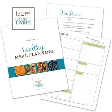 free printable meal planning guide your guide to healthy meal plans free download and printable