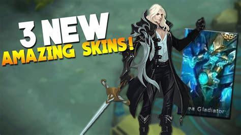 New Season New by Epicamazing New Season 6 Skin New Lancelot Akai Skin