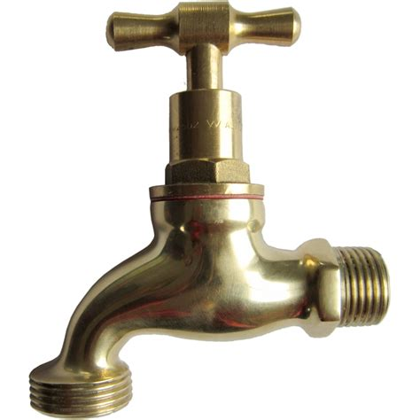 Sekrup Pentol P Ab 4 1 2 Tapping 100 Buah kinetic 15mm polished brass garden tap bunnings warehouse