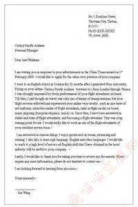 Corporate Flight Attendant Cover Letter by Flight Attendant Cover Letter Hermeshandbags Biz