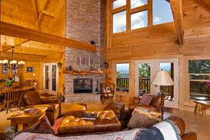 Log Home Interiors Photos by Log Home Interior Pictures Custom Timber Log Homes