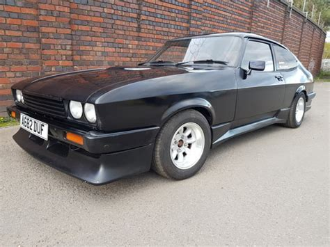ford capri classic cars 1984 ford capri classic cars 1 flickr 1984 a ford capri 2 9 cosworth black 12 months mot for sale car and classic